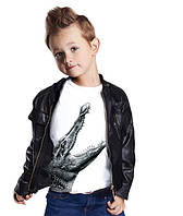 "Футболка для мальчика с карманом ""BiBi Crocodile""; 3, 4, 5, 6-7, 8-9, 10-11, 12-13 лет"