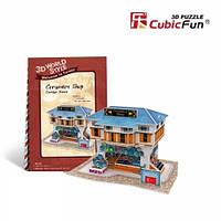 W3111h Трёхмерная головоломка – конструктор CubicFun «Турция. Магазин керамики»