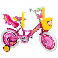 """Велосипед двухколёсный Azimut Girls 12"""" дюймов"""