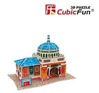 W3112h Трёхмерная головоломка – конструктор CubicFun «Турция. Магазин ковров»