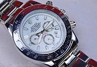 Реплика часов Rolex Daytona silver R5864
