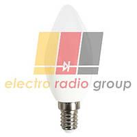 LB-720 C37 230V 4W 340Lm  E14 4000K Светодиодная лампа