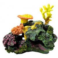 Декорация для аквариума Trixie «Коралловый риф» 32 см