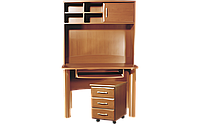 Стол компьютерный   Нефертити  с надставкой