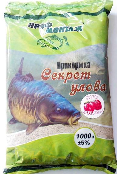 рыбалка секреты прикормки