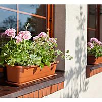 Балконный ящик для цветов Lamela, 50см