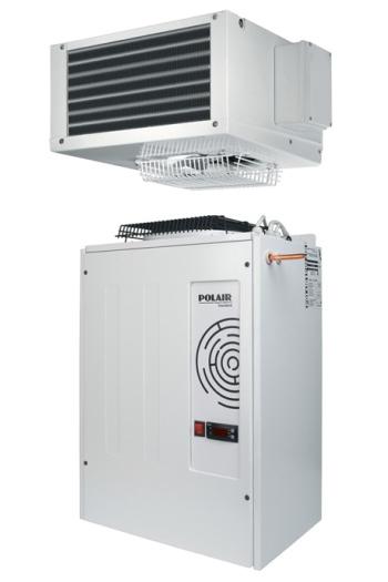 Холодильная сплит-система Polair SM 109 SF (-5...+5C) (6.5 м.куб)