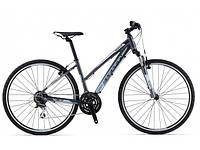 Велосипед гибрид женский Giant Rove 3 серый M/18 (GT 14)