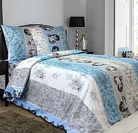 Постельное белье Блакит Эксклюзив сатин Семейный комплект наволочки 70х70 (2 шт)