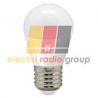 LB-95  G45 230V 5W 400Lm  E27 2700K Светодиодная лампа