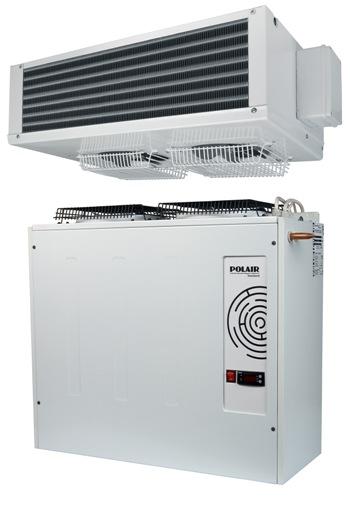 Сплит-система холодильная Polair SM 232SF (-5...+5C) (37 м.куб)