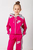 Детский яркий   спортивный костюм   для девочки Найк