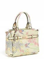 Брендовая сумка с цветочным принтом Z-1498348