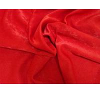 Ткань Софт-велюр №93Н, Красный