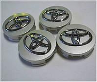 Заглушки колпачки литых дисков Toyota