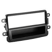 Рамка переходная 281250-13-2 Dacia Duster Faclift 10/2013-./Dokker,Lodgy 06/2012-> black