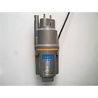 Вибрационный насос Скат 3 клапана с верхним забором воды и 40 метровым кабелем