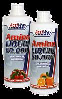Аминокислоты ActiWay Nutrition Amino Liquid 50000 1 L