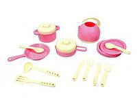 Набор детской кухонной посуды Орион 990