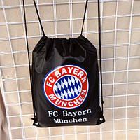 Рюкзак-шнурок футбольный