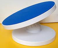 Наклонная крутящаяся подставка для торта (высокая)