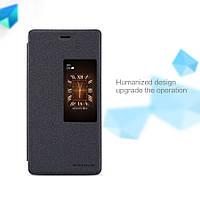 Чехол-книжка NILLKIN для телефона Huawei Ascend P8 черный