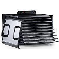 Дегидратор Excalibur 4948CDFB Black на 9 лотков с цифровым таймером
