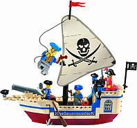 Конструктор Пиратский корабль, 304