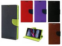 Чехол книжка Mercury для Sony Xperia Z3 L55T D6653