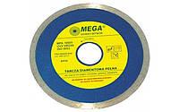 Круг отрезной алмазный MEGA 87510, 110 х 22 мм для керамики/мрамора (87510)