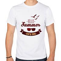 Футболка «Привет, лето!»