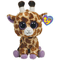 """36011 Мягкая игрушка TY Beanie Boo's 36011 Жираф """"Safari"""" 15см"""