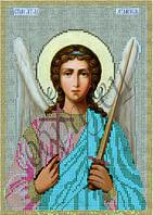 Схема для вышивания бисером икона  Ангел-хранитель КМИ 4009