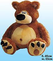 Мягкий и большой Медведь - 85см