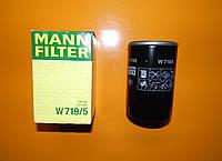 Масляный фильтр Mann filter W719/5 Audi Seat VW