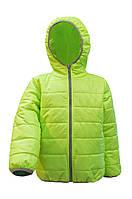 Детская куртка (окантовка серая) 4025 (рост: 98,104,110,116)