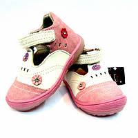 Туфли на девочку 2905 малиновые