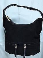 Стильная женская замшевая сумка MILAGELIN C 9807 Black