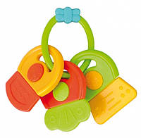 Погремушка-зубогрызка Canpol Babies Ключики