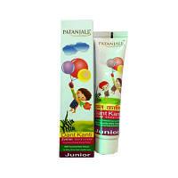 Зубная паста натуральная для детей Dant Kanti Junior Патанджали 100г