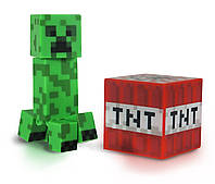 Фигурка Крипер Лего Майнкрафт (Minecraft Core Creeper Action Figure with Accessory)