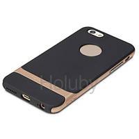 TPU+PC чохол Rock Royce Series для Apple iPhone 6/6S золотий