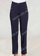 """Женские  брюки """"Аляска"""" больших размеров"""