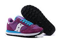 Кроссовки женские Saucony Jazz Purple Оригинал
