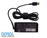 Блок питания для ноутбука Lenovo 20V, 3.25A, 65W, (USB+pin), Black, ОРИГИНАЛЬНЫЙ