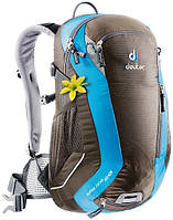 Велорюкзак женский Deuter Bike One 18 SL coffee/turquoise (32052 6306)