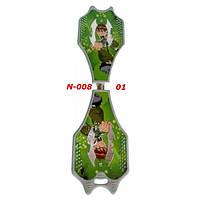 Скейт рипстик N-008K фотопечать RipStik