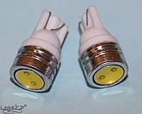 Автомобильные лампы c цоколем t10 w5w