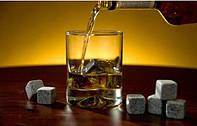 Охлаждающие камни для виски Whiskey Stones первый сорт