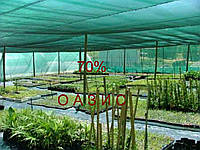 Сетка маскировочная, затеняющая 6м 70% Венгрия